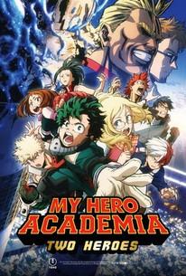 My Hero Academia Two Heroes 2018 Rotten Tomatoes