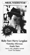 Baby Face Harry Langdon