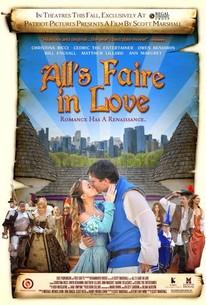 All's Faire in Love