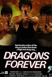 Dragons Forever (Fei lung mang jeung) (Cyclone Z)