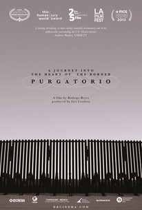 Purgatorio: A Journey Into the Heart of the Border