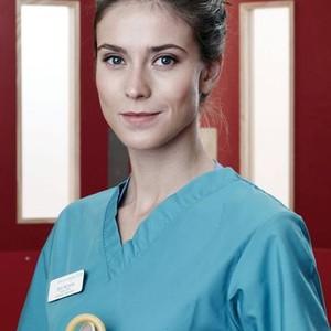 Charlotte Salt as Dr Sam Nicholls