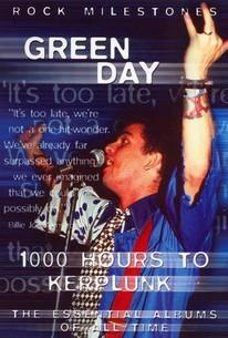 Rock Milestones: Green Day - 1000 Hours to Kerplunk