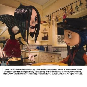 Coraline - Movie Quotes - Rotten Tomatoes