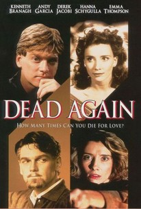 Poster for Dead Again (1991)