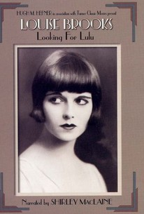 Louise Brooks: Looking for Lulu
