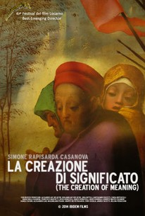 La creazione di significato (The Creation of Meaning)
