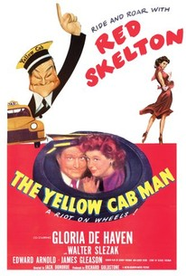 The Yellow Cab Man (1950) - Rotten Tomatoes