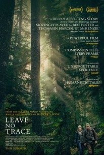 Leave No Trace 2018 Rotten Tomatoes