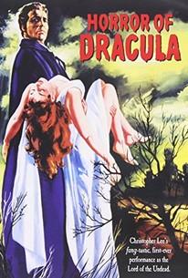 Horror of Dracula (1958) - Rotten Tomatoes