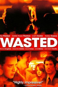 Wasted.