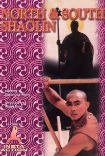 South Shaolin vs. North Shaolin