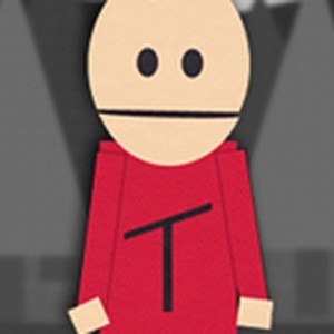 Terrance is voiced by Trey Parker