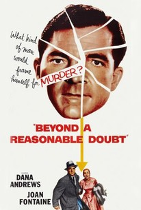 ' Beyond A Reasonable Doubt' — Beyond Entertaining