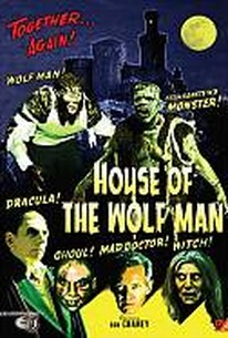House of the Wolf Man