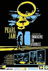 Pearl Jam Immagine In Cornice Picture In A Frame Live In Italy