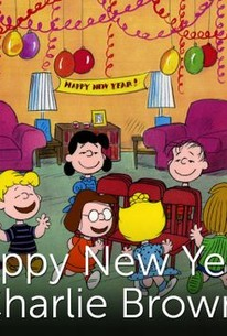 Happy New Year, Charlie Brown