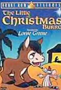 Little Christmas Burro