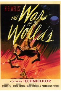 Image result for The War Of The Worlds 1953