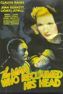 The Man Who Reclaimed His Head