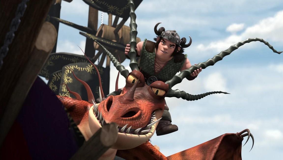 dreamworks dragon season 3 download