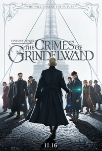 Fantastic Beasts: The Crimes of Grindelwald (2018) - Rotten Tomatoes