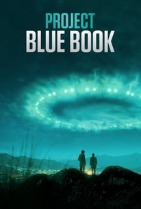 New episodes of project blue book