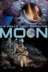 H G  Wells' First Men in the Moon (1964) - Rotten Tomatoes