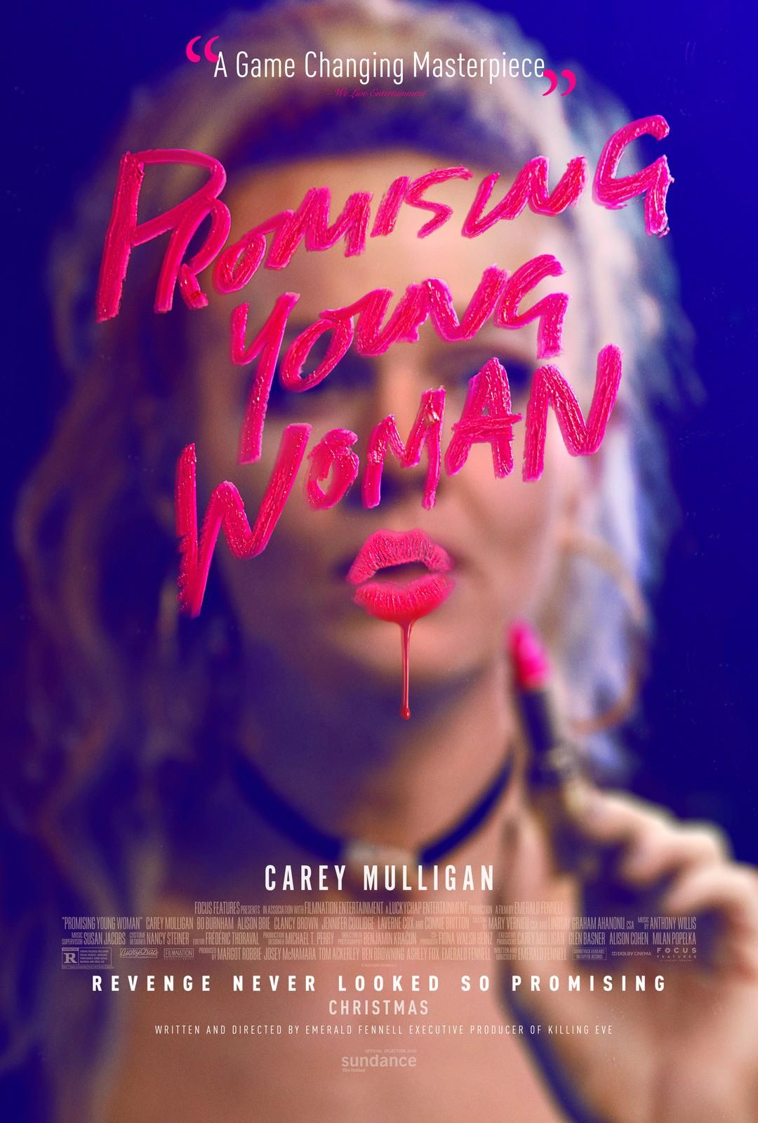 Promising Young Woman (Carey Mulligan Stars in Emerald ...