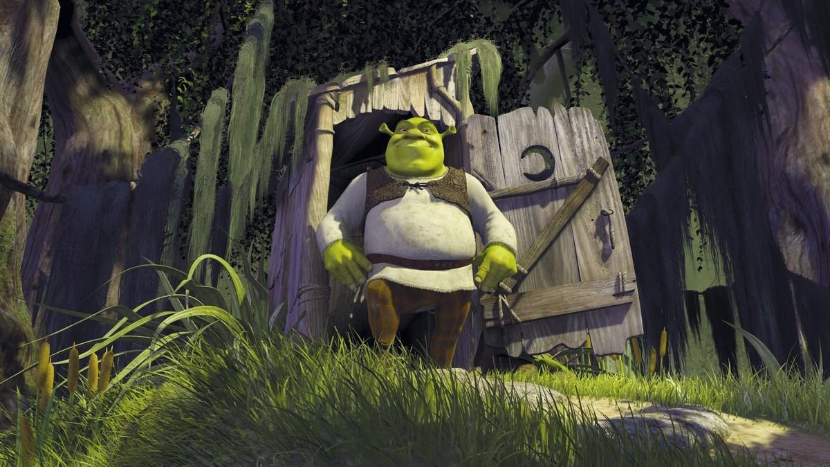 Shrek Movietickets