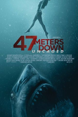 47 Meters Down: Uncaged (2019) - Rotten Tomatoes