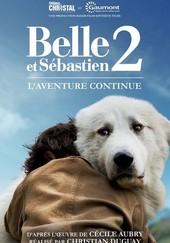 Belle et Sébastien 2: l'aventure continue