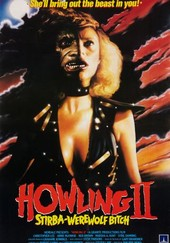 Howling II ... Your Sister Is a Werewolf