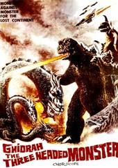 Ghidrah, the Three-Headed Monster