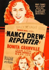 Nancy Drew -- Reporter