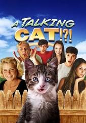 A Talking Cat?