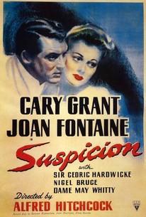 Poster for Suspicion (1941)