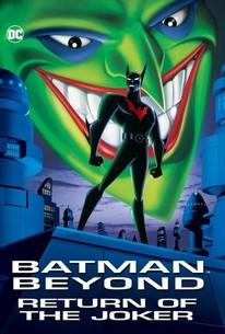 Batman Beyond Return Of The Joker 2000 Rotten Tomatoes