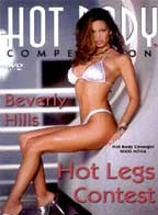 Hot Body Competition - Beverly Hills Hot Legs Contest