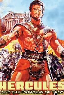 Hercules and the Princess of Troy (Hercules vs. the Sea Monster)