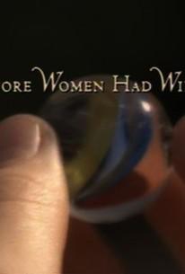 Oprah Winfrey Presents 'Before Women Had Wings'
