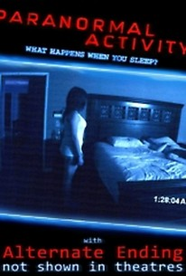 Paranormal Activity - Alternate Ending