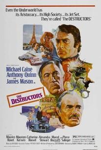 the destructors plot