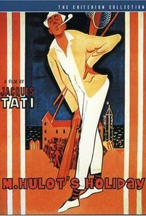 Mr. Hulot's Holiday (Les Vacances de Monsieur Hulot)