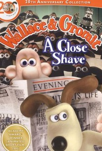 Wallace and Gromit in A Close Shave