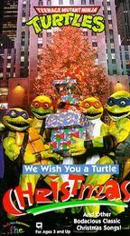 Teenage Mutant Ninja Turtles - We Wish You a Turtle Christmas