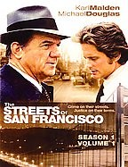 Streets of San Francisco - The First Season: Vol. 1
