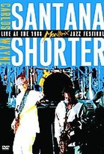 Carlos Santana & Wayne Shorter - Live at the Montreaux Jazz Festival