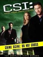CSI: Crime Scene Investigation - The Complete Fifth Season