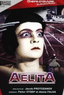 Aelita - Queen of Mars